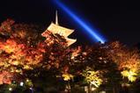 清水寺夜景2