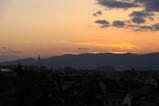日暮 八坂の塔付近