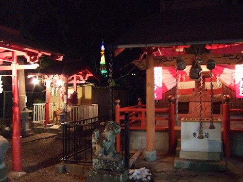 八木山神社