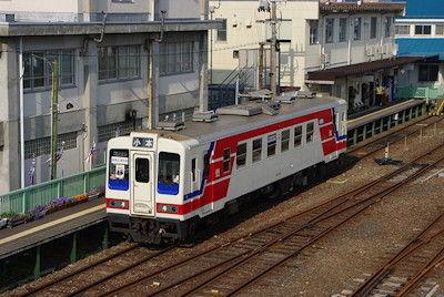 三鉄復興支援列車