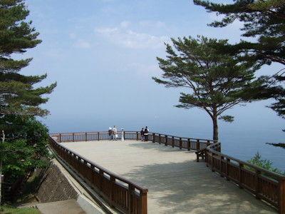 北山崎展望台0605