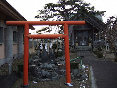 二の倉神明社