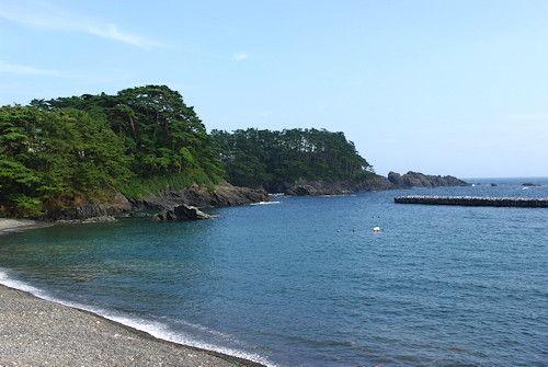 碁石海岸0916