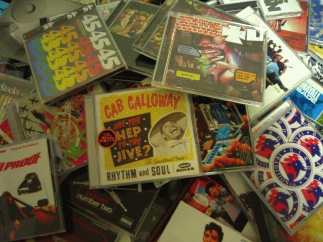 my discs
