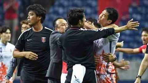 日本浦和暴力犯した済州(チェジュ)、AFCに抗議する