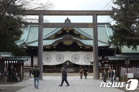 2014_4_23  靖国神社
