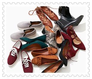 プチプラで買えるレディース靴