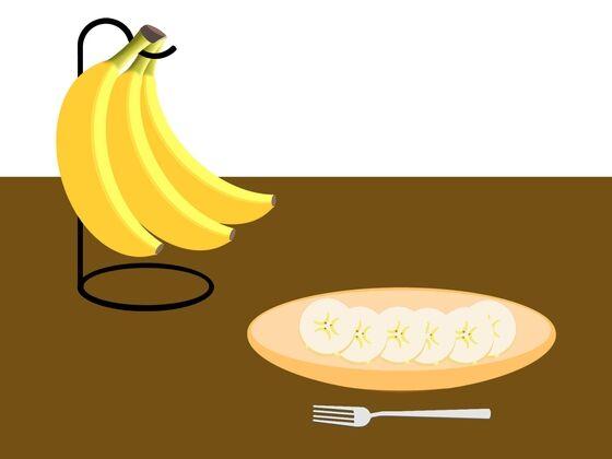[日記]バナナが苦手(10月分03日目)