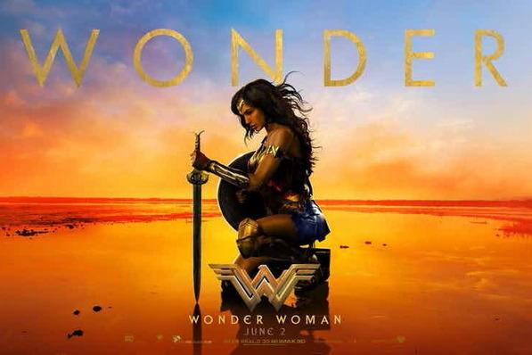 Wonder Woman 001