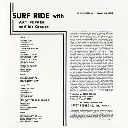 9900 Pepper001-2 Surf Ride
