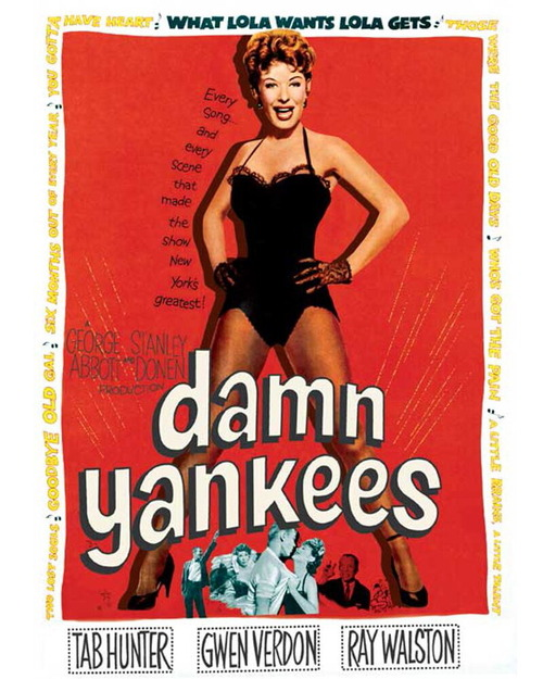 Damn Yankees  001