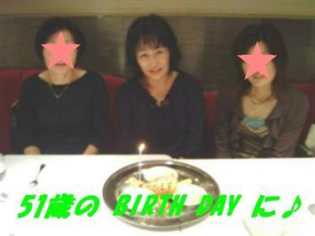 お友達とお誕生日のお祝い♪