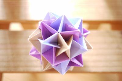 クリスマス 折り紙 折り紙 ユニット : blog.livedoor.jp