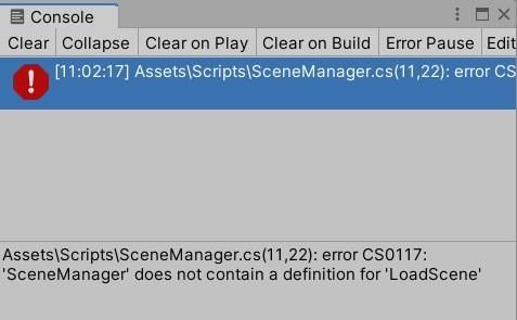 Unity_Error_71