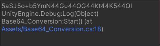 Unity Basic_085