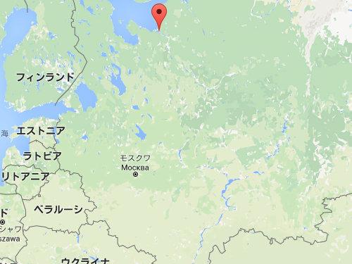 ロシアの廃村23