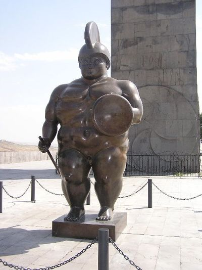 36.Fat Soldier(デブ兵士)