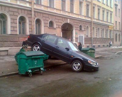 私は駐車が下手ですTOP