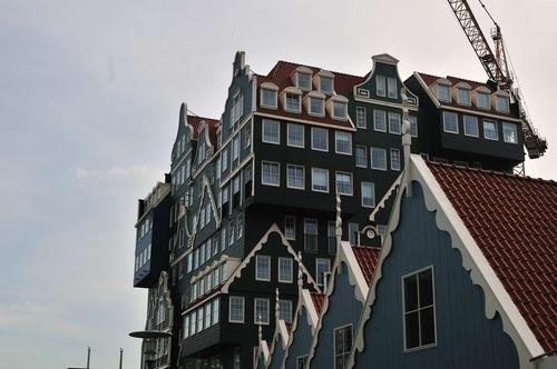 オランダのユニークな建物03