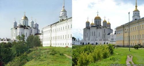 ロシア帝国時代の写真と現在23