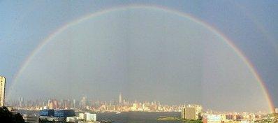 美しい虹11
