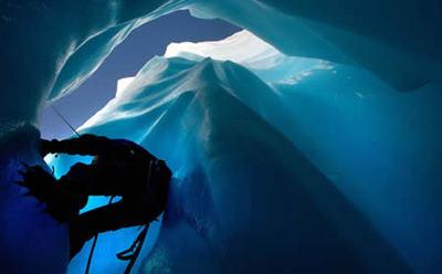 氷の洞窟03