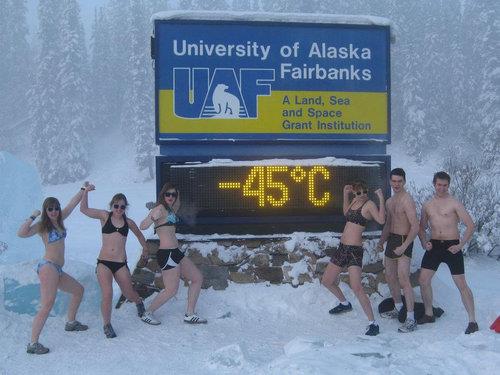 アラスカ大学の学生01
