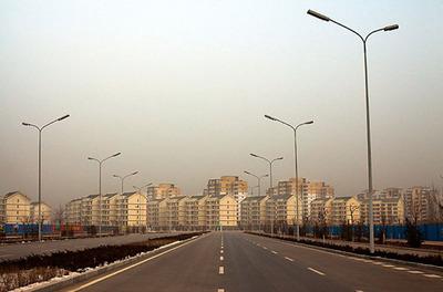 中国のゴーストタウン07