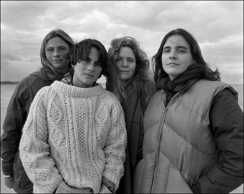 4人姉妹の毎年の写真08