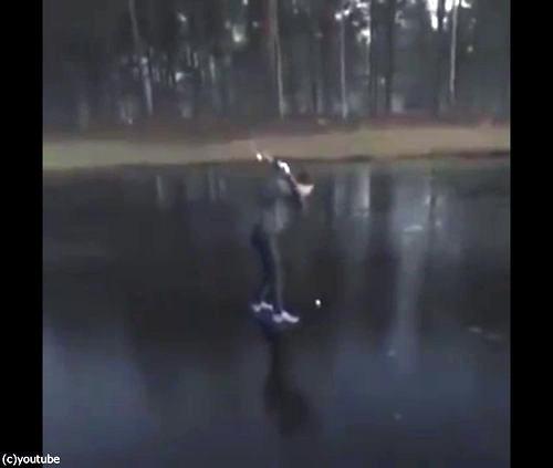 氷の上でゴルフをやるべきではない理由02