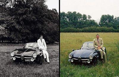 20年間同じ車に乗っている人々の比較06