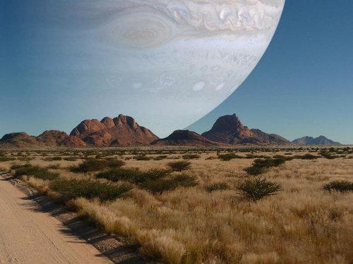 木星が月の位置にあったら01