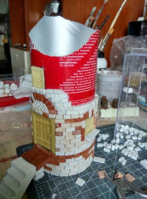 プリングルスからミニチュアの塔04
