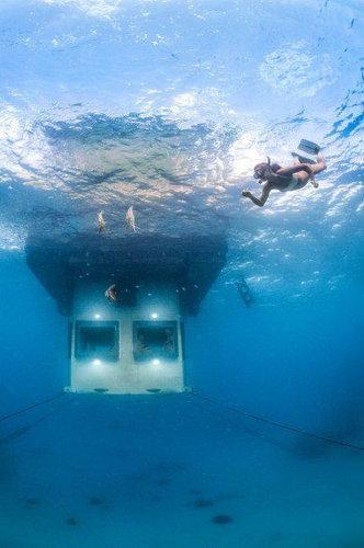 海底ホテル06