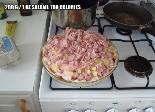 9000kcalのピザ08