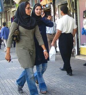 イラン女性02
