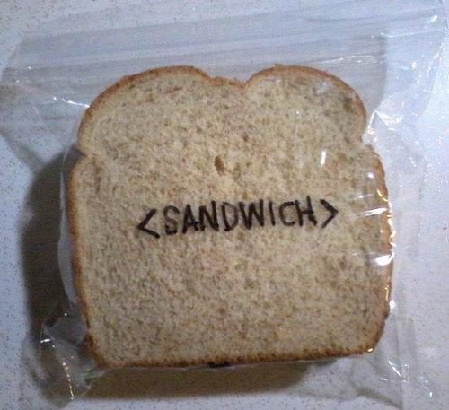 サンドイッチアート14