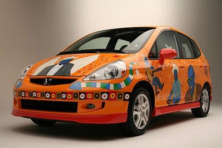 20アートな自動車