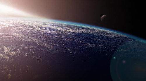 地球に見えるこの写真01
