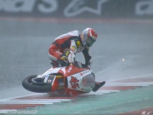 MotoGP長島哲太選手05