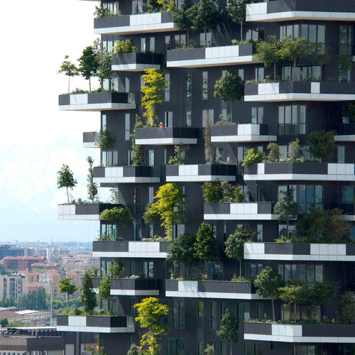 ミラノの垂直の森02