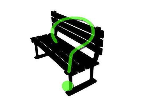 こんなベンチがほしい00