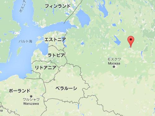 ロシアの廃村16