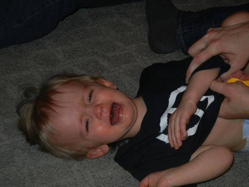 子どもは泣くけど…19