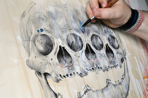 トリスメギストスの頭骨01