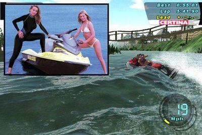 2001: Splashdown (PS2/Xbox)