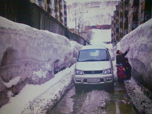 ロシアの普通の冬06