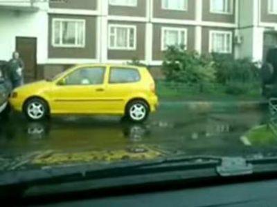 下手な駐車