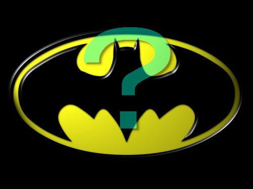 バットマンの変化00