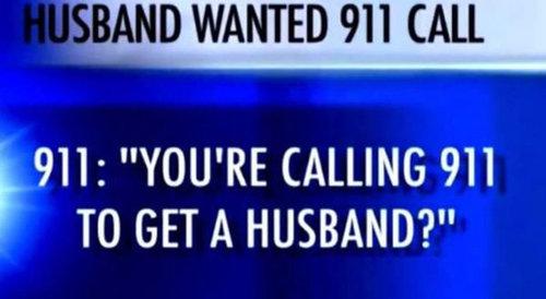 おかしな緊急電話11